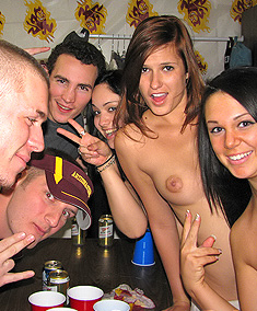 naked college girls